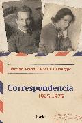 Cover-Bild zu Correspondencia 1925-1975 (eBook) von Heidegger, Martin