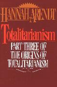 Cover-Bild zu Totalitarianism (eBook) von Arendt, Hannah
