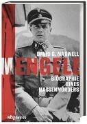 Cover-Bild zu Marwell, David G.: Mengele