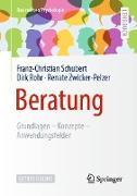 Cover-Bild zu Schubert, Franz-Christian: Beratung (eBook)