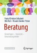 Cover-Bild zu Schubert, Franz-Christian: Beratung