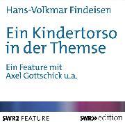 Cover-Bild zu Ein Kindertorso in der Themse (Audio Download) von Findeisen, Hans-Volkmar
