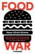 Cover-Bild zu Food War von Grimm, Hans-Ulrich