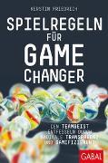 Cover-Bild zu Spielregeln für Game Changer von Friedrich, Kerstin