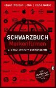 Cover-Bild zu Schwarzbuch Markenfirmen von Weiss, Hans