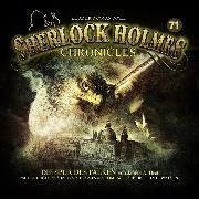 Cover-Bild zu Brett, James A.: Sherlock Holmes Chronicles, Folge 71: Die Spur des Falken (Audio Download)