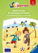 Cover-Bild zu Tino: Leserabe - Sonderausgaben: Spannende Erstlesegeschichten von Fußballfreunden und Piraten