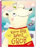 Cover-Bild zu Krüger, Thomas: Kleiner Bär ganz groß