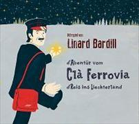Cover-Bild zu d'Abentür vom Clà Ferrovia von Bardill, Linard