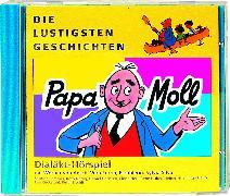 Cover-Bild zu Papa Moll - Die lustigsten Geschichten von Aesch, Werner von (Gelesen)