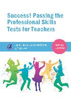 Cover-Bild zu Success! Passing the Professional Skills Tests for Teachers (eBook) von Lawson, Jenny