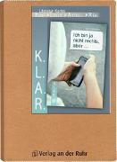 """Cover-Bild zu K.L.A.R. - Literatur-Kartei """"Ich bin ja nicht rechts, aber ..."""" von Siebenstein, Anna"""