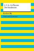Cover-Bild zu Der Sandmann. Textausgabe mit Kommentar und Materialien von Hoffmann, E.T.A.