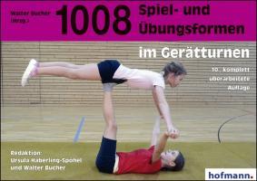 Cover-Bild zu Tausendundacht Spiel- und Übungsformen im Gerätturnen von Bucher, Walter (Hrsg.)