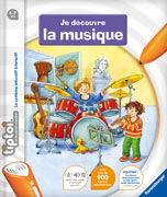 Cover-Bild zu Friese, Inka (Text von): Je découvre la musique