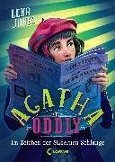 Cover-Bild zu Agatha Oddly - Im Zeichen der Silbernen Schlange (eBook) von Jones, Lena