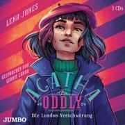 Cover-Bild zu Agatha Oddly. Die London-Verschwörung von Jones, Lena