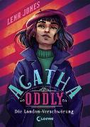 Cover-Bild zu Agatha Oddly - Die London-Verschwörung von Jones, Lena