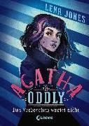 Cover-Bild zu Agatha Oddly - Das Verbrechen wartet nicht von Jones, Lena