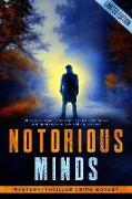 Cover-Bild zu Notorious Minds Boxset: Mystery & Thriller Crime (eBook) von Lucci, Judith