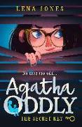 Cover-Bild zu Secret Key (Agatha Oddly, Book 1) (eBook) von Jones, Lena