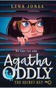 Cover-Bild zu Agatha Oddly. The Secret Key von Jones, Lena