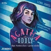 Cover-Bild zu Agatha Oddly. Das Verbrechen wartet nicht von Jones, Lena
