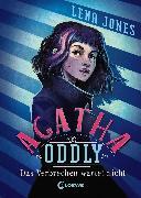 Cover-Bild zu Agatha Oddly 1 - Das Verbrechen wartet nicht (eBook) von Jones, Lena