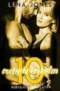 Cover-Bild zu 10 erotische verhalen - Biseksueel compilatie (eBook) von Jones, Lena