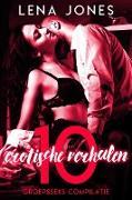 Cover-Bild zu 10 erotische verhalen - Groepsseks compilatie (eBook) von Jones, Lena