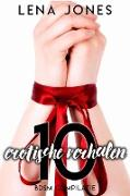 Cover-Bild zu 10 erotische verhalen - BDSM compilatie (eBook) von Jones, Lena