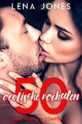 Cover-Bild zu 50 Erotische Verhalen (eBook) von Jones, Lena