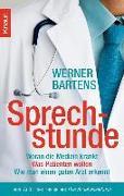 Cover-Bild zu Bartens, Werner: Sprechstunde (eBook)