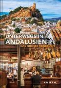 Cover-Bild zu Unterwegs in Andalusien von Daniela Kebel