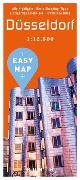Cover-Bild zu EASY MAP Deutschland DÜSSELDORF. 1:12'500 von KUNTH Verlag GmbH & Co. KG (Hrsg.)