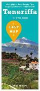 Cover-Bild zu EASY MAP TENERIFFA. 1:170'000 von KUNTH Verlag GmbH & Co. KG (Hrsg.)