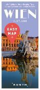 Cover-Bild zu EASY MAP WIEN. 1:17'500 von KUNTH Verlag GmbH & Co. KG (Hrsg.)