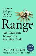 Cover-Bild zu Epstein, David: Range