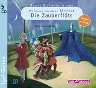 Cover-Bild zu Neuschaefer, Katharina: Starke Stücke für Kinder. Wolfgang Amadeus Mozart: Die Zauberflöte