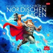 Cover-Bild zu Neuschaefer, Katharina: Die große Hörbuchbox der Nordischen Sagen