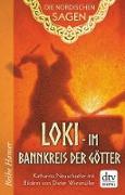 Cover-Bild zu Neuschaefer, Katharina: Die Nordischen Sagen. Loki - Im Bannkreis der Götter (eBook)