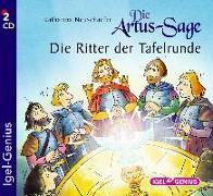 Cover-Bild zu Neuschaefer, Katharina: Die Artus-Sage. Die Ritter der Tafelrunde