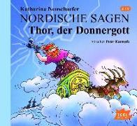 Cover-Bild zu Neuschaefer, Katharina: Nordische Sagen 03. Thor, der Donnergott