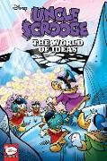 Cover-Bild zu Panaro, Carlo: Uncle Scrooge: The World of Ideas