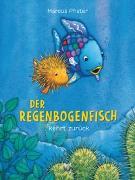 Cover-Bild zu Pfister, Marcus: Der Regenbogenfisch kehrt zurück