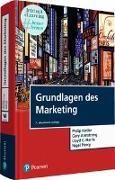 Cover-Bild zu Grundlagen des Marketing von Kotler, Philip