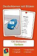 Cover-Bild zu Deutschlernen mit Bildern: Verben von Redaktionsteam Verlag an der Ruhr