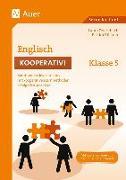 Cover-Bild zu Englisch kooperativ Klasse 5 von Büttner, Patrick