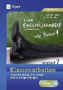 Cover-Bild zu Klassenarbeiten Englisch 7 von Büttner, Patrick