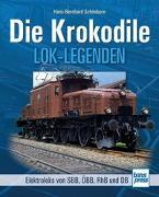 Cover-Bild zu Die Krokodile von Schönborn, Hans-Bernhard